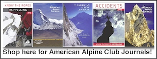 American Alpine Club Bookstore on John Harlin Media