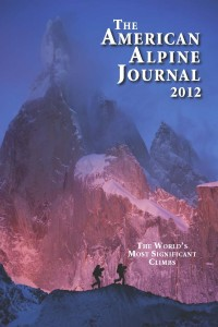 American Alpine Journal 2012