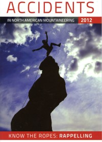 Accidents in North American Mountaineering 2012