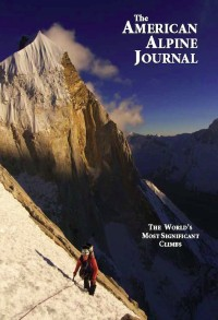 American Alpine Journal 2010