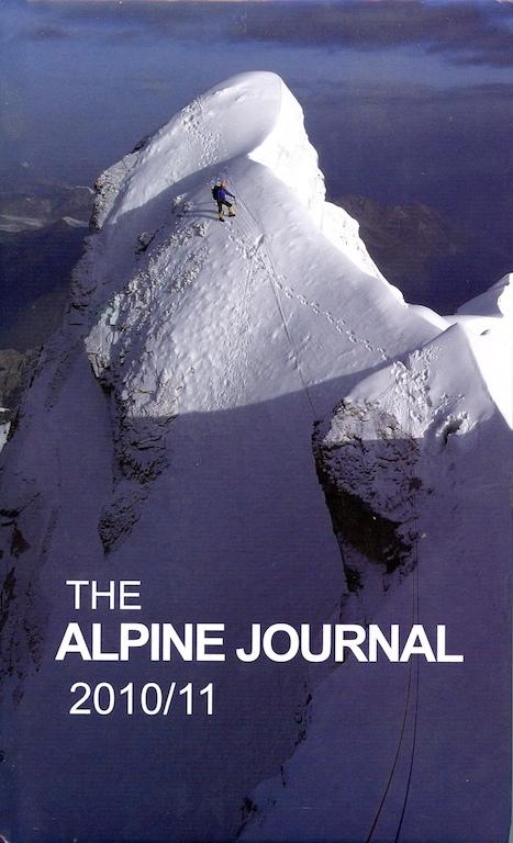 Alpine Journal 2010/11