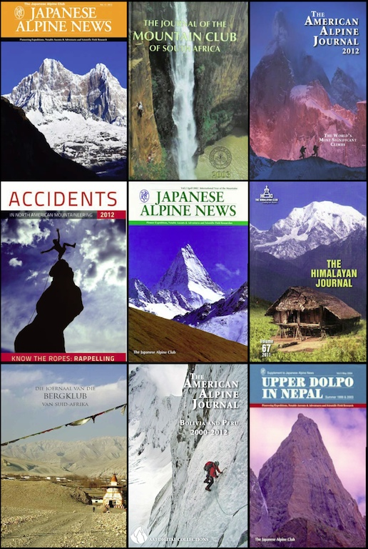 Alpine Journals